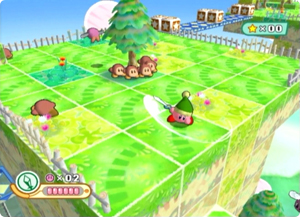 Kirby Gamecube