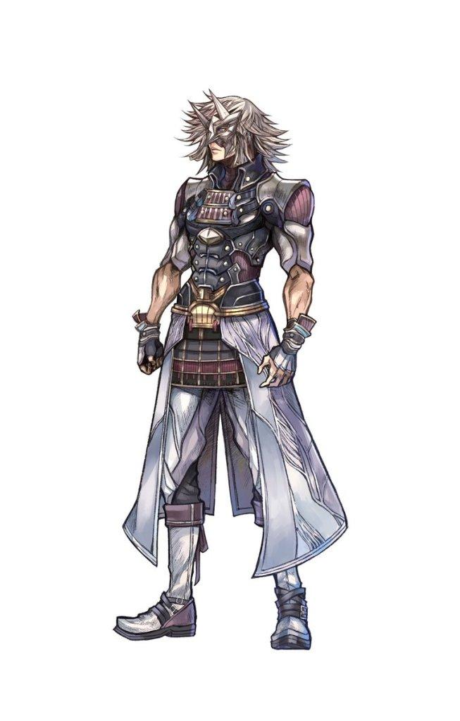 Xenoblade 2 Tetsuya Nomura