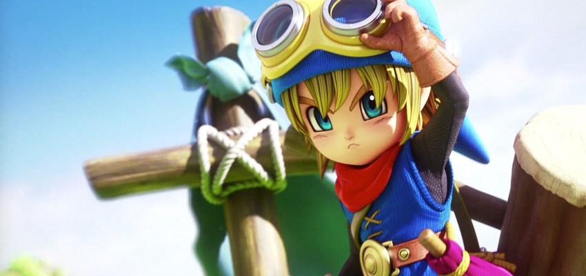 Dragon Quest Builders Header