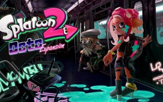 Splatoon 2 Octo