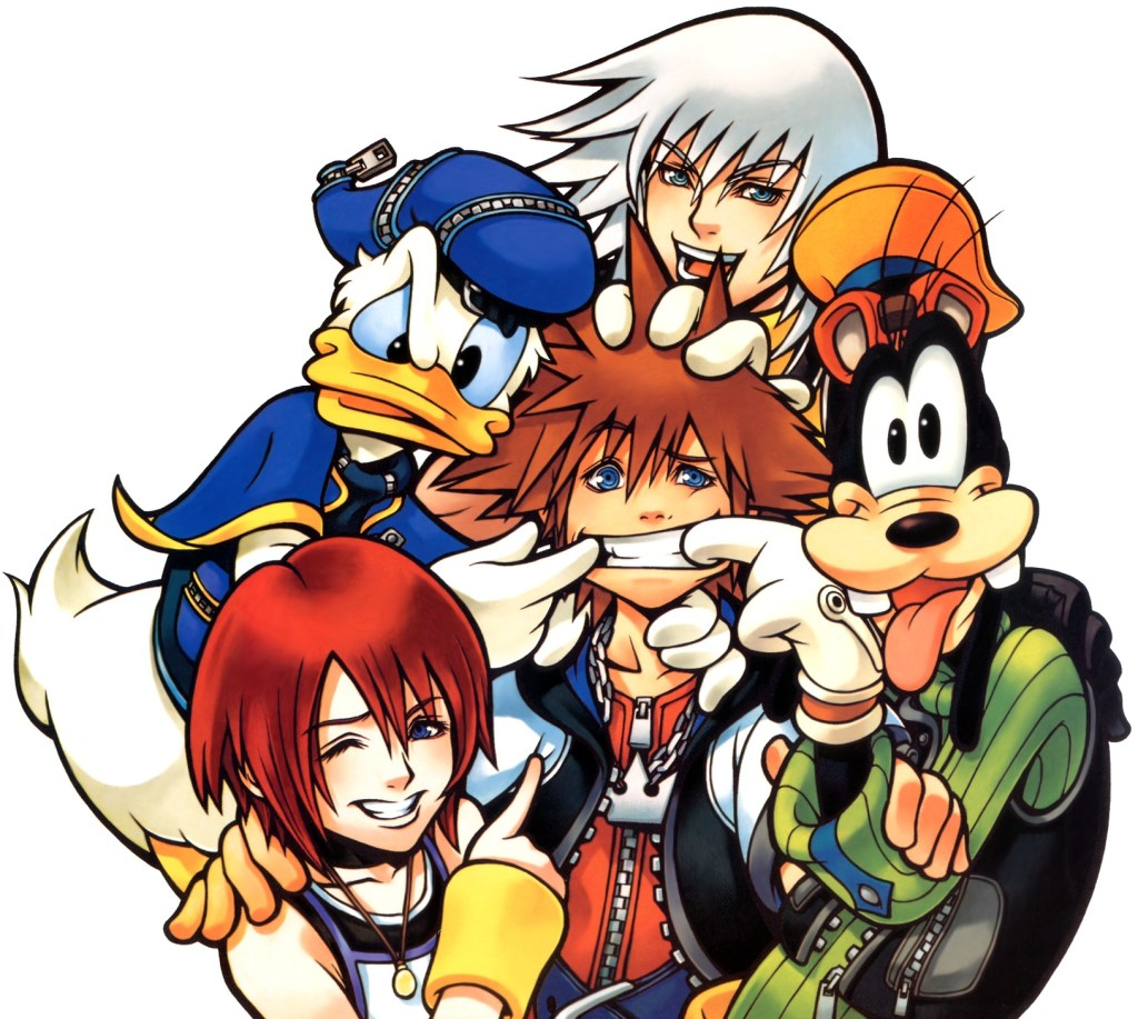Kingdom Hearts Gang