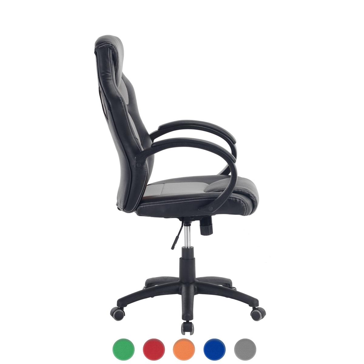 Fauteuil Racing Link Chaise De Bureau Racing Gamers Kayelles