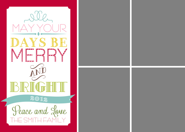 Sweet {Holiday} Deal Best Free Christmas Card Offers + A Free - free xmas card template