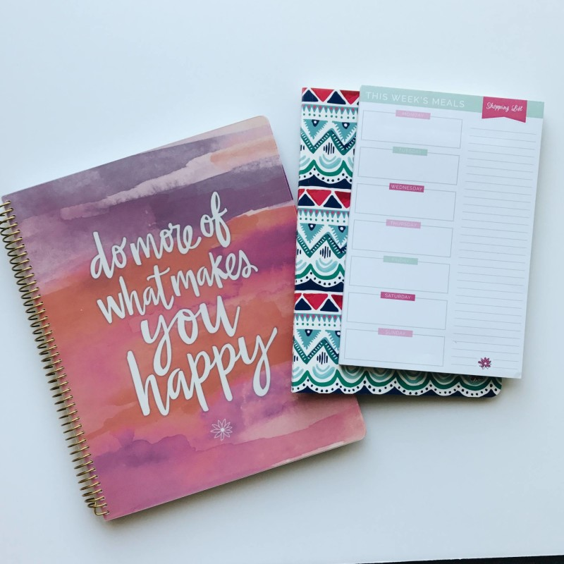 Perfect Planners for College Students 2017 Edition