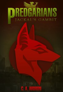 Jackals Gambit Website cover