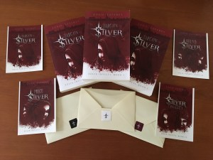 Bargain in Silver by Josie Jaffrey, plus Solis Invicti postcard sets.
