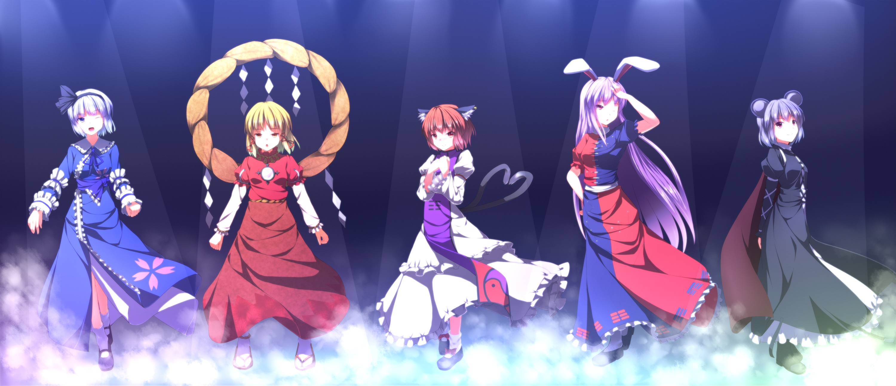 New Sad Girl Wallpaper Wallpaper Of The Week Touhou Randomness Thing