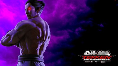 Customized/Wallpapers | Kazuya Mishima