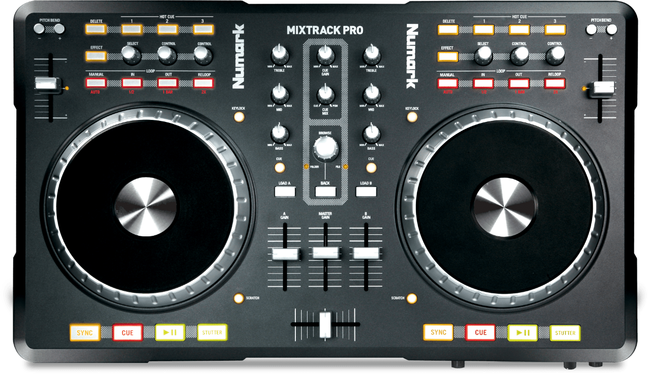 Mesa De Dj Online Numark Knowledge Base Numark Mixtrack Pro Setup With Virtual Dj