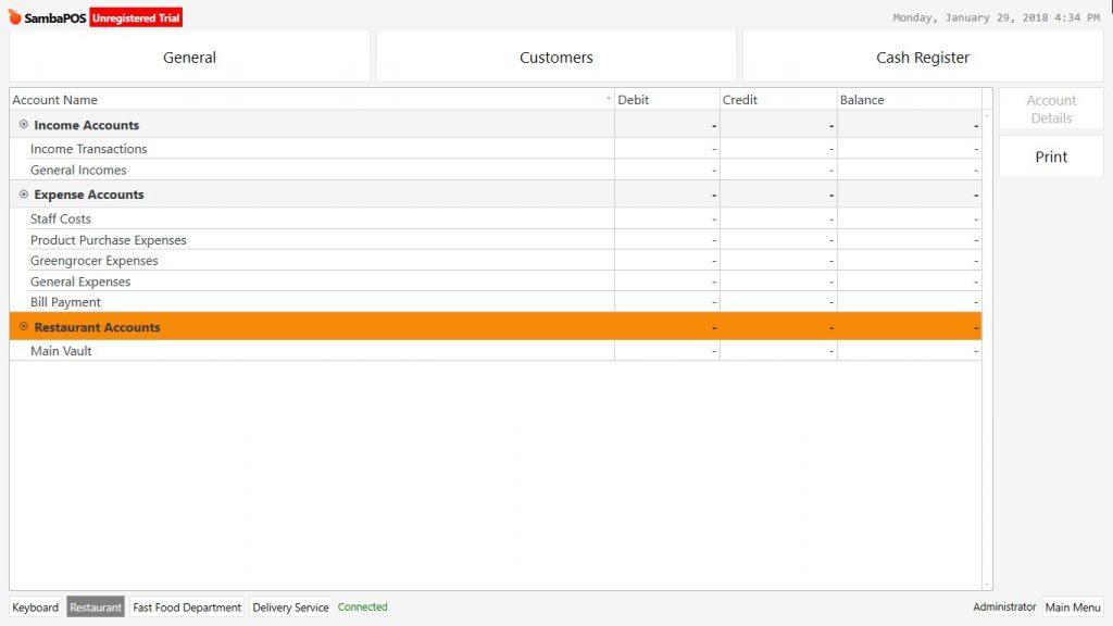 234b How to Add Cash Register? \u2013 SambaPOS Knowledgebase