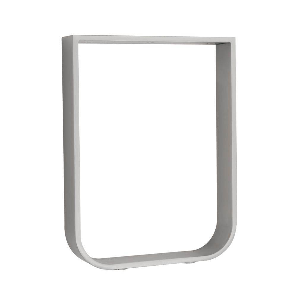 Decorative Brushed Nickel Mirror Ronbow E048110 Bn At Kitchens And Baths By Briggs Bath