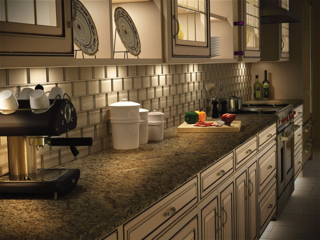 Kitchen Cabinets Under Lighting Under Cabinet Lighting Benefits And Options