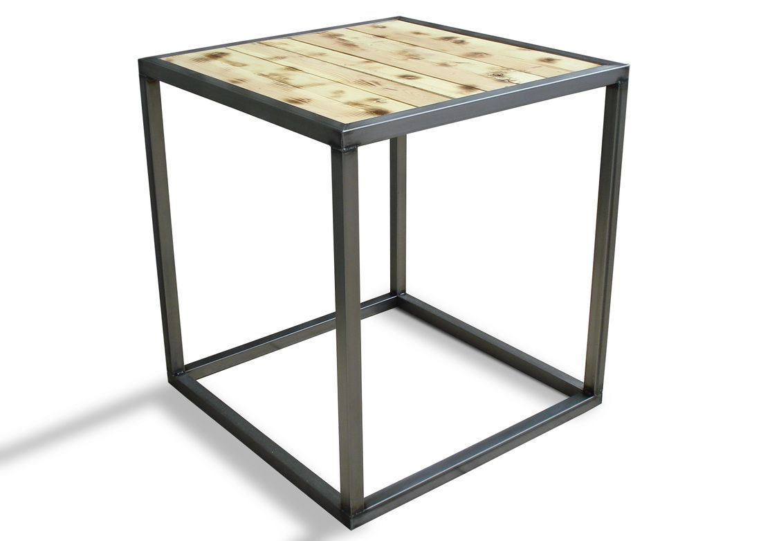 Industrial Look End Tables Industrial Modern Coffee Cocktail Table Set Kb