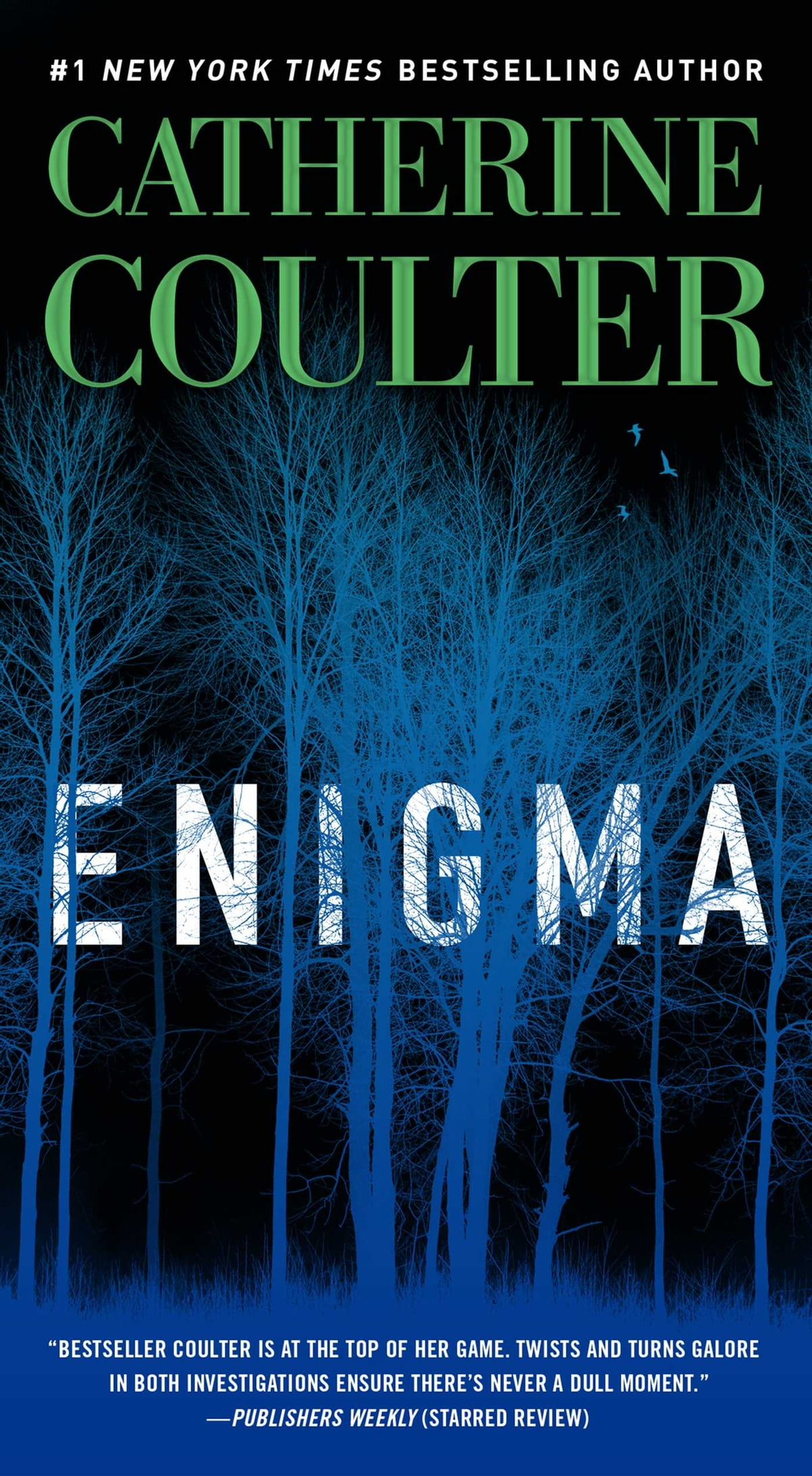 Catherine Coulter Libros Enigma Ebook By Catherine Coulter Rakuten Kobo