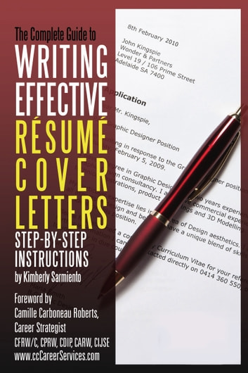 Complete Guide to Writing Effective Resume Cover Letters Step-by