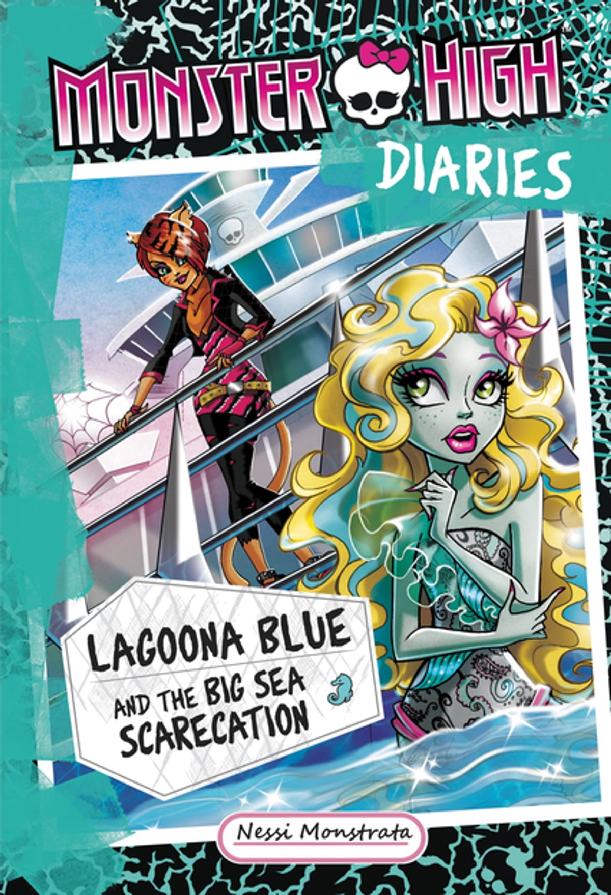 Libros Monster High Monster High Diaries Lagoona Blue And The Big Sea Scarecation Ebooks By Nessi Monstrata Rakuten Kobo