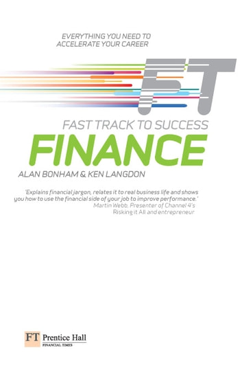 Finance Fast Track to Success eBook by Alan Bonham - 9780273741268
