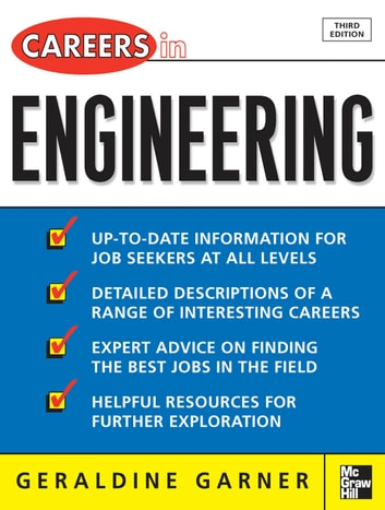 Careers in Engineering eBook di Geraldine Garner - 9780071642194