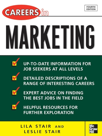 Careers in Marketing eBook by Leslie Stair - 9780071641944 Rakuten
