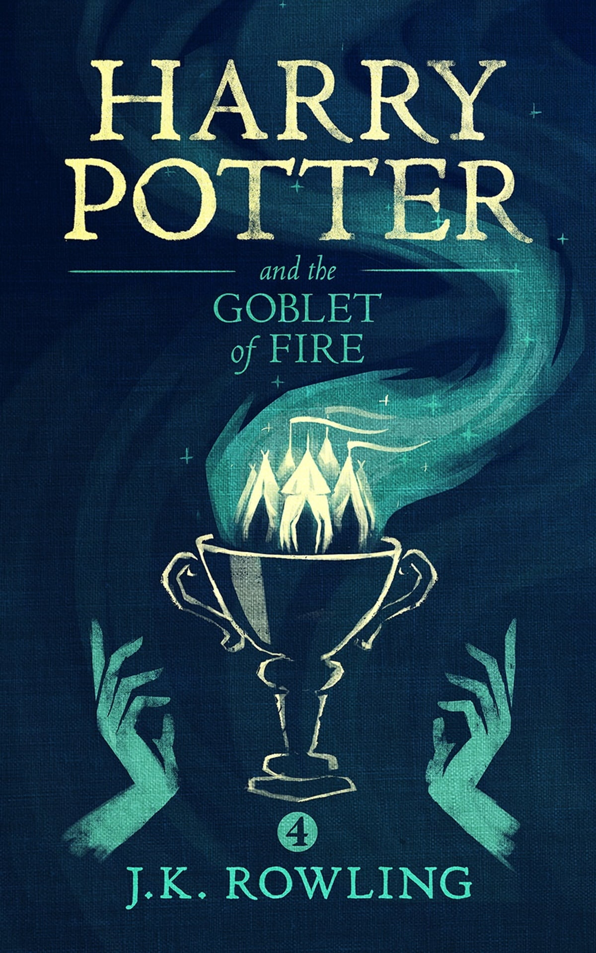 Libros Sobre Harry Potter Harry Potter And The Goblet Of Fire Ebooks By J K Rowling Rakuten Kobo