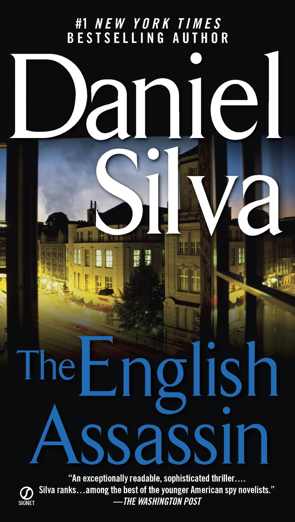 Camino Island Livro The English Assassin Ebook By Daniel Silva Rakuten Kobo