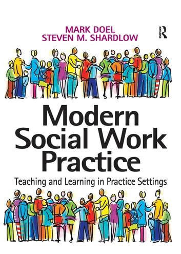 Modern Social Work Practice eBook by Mark Doel - 9781351916967 - social work practice
