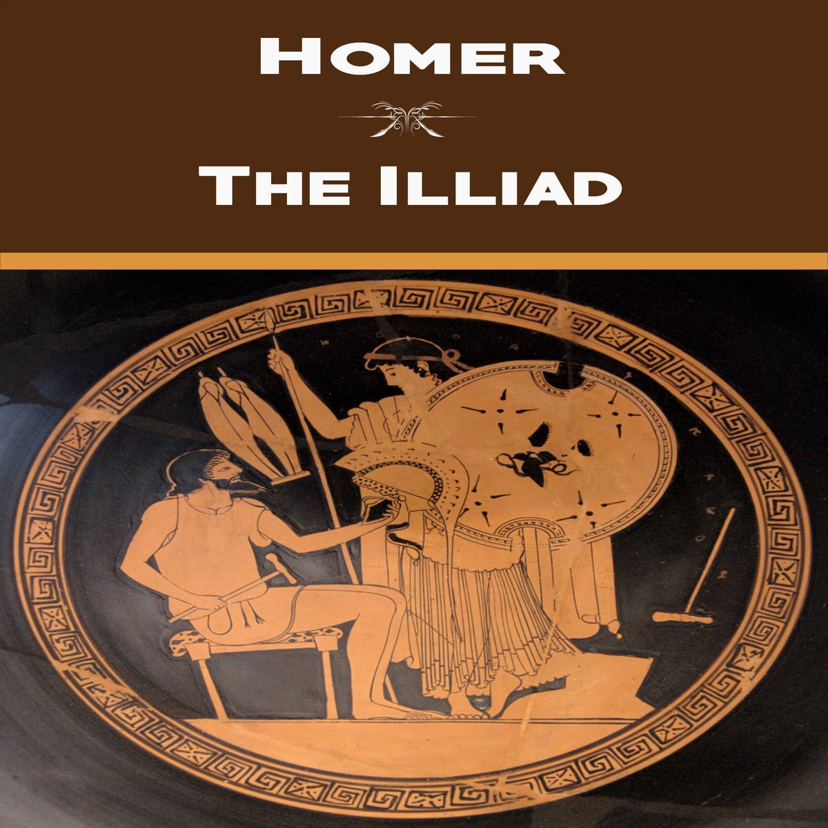 Iliad Homer The Iliad Of Homer Audiobook By Homer Rakuten Kobo