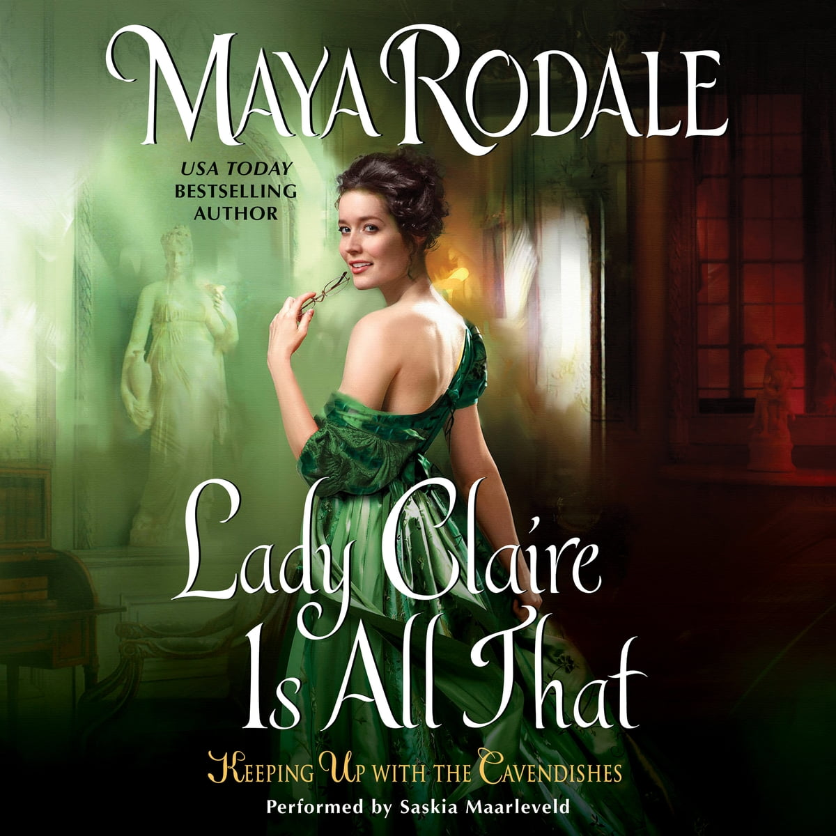 Lady Claire Lady Claire Is All That Audiobook By Maya Rodale