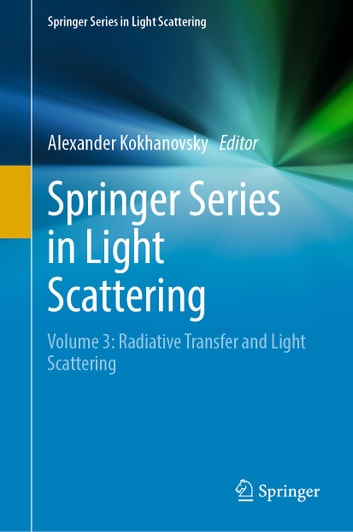 Springer Series in Light Scattering eBook by - 9783030034450