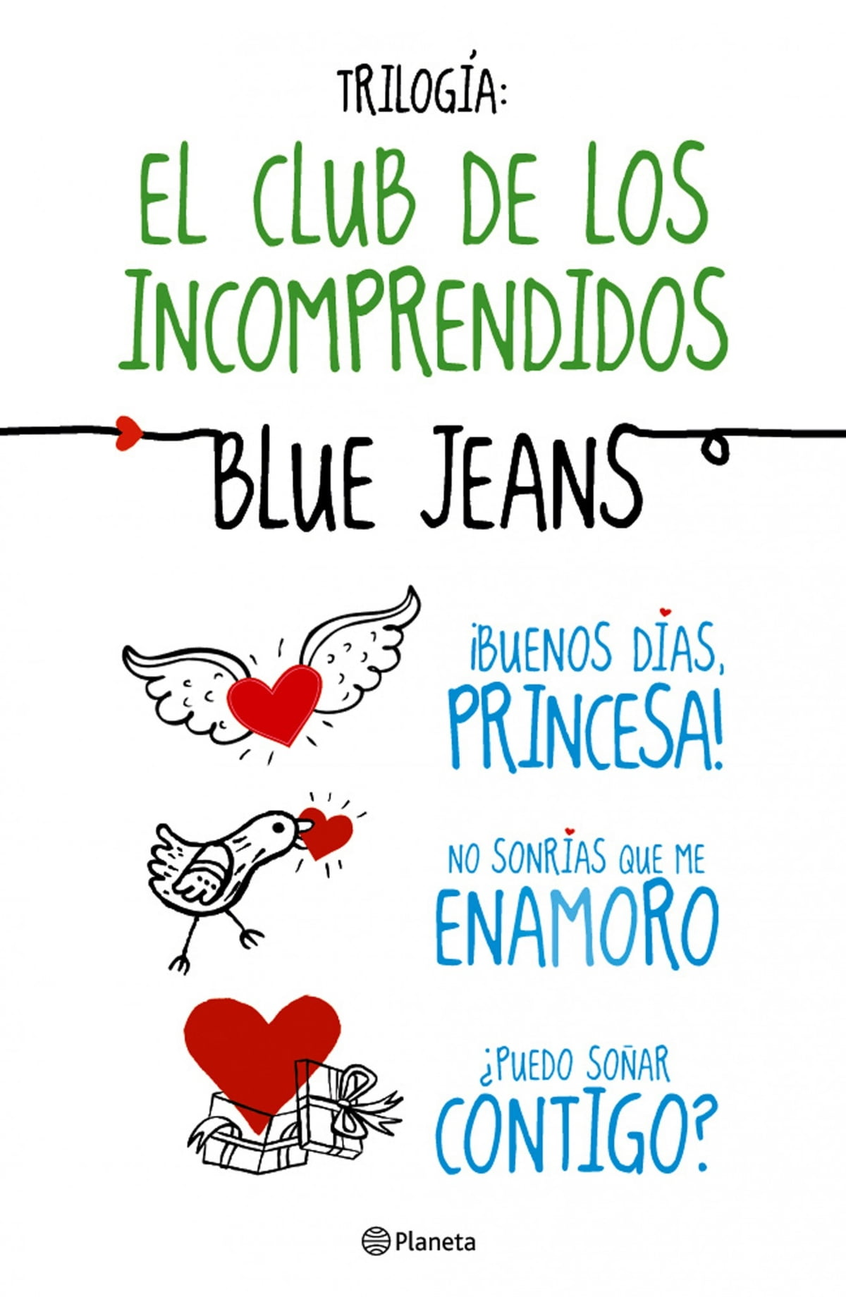 Libro Canciones Para Paula Trilogía El Club De Los Incomprendidos Pack Ebooks By Blue Jeans Rakuten Kobo