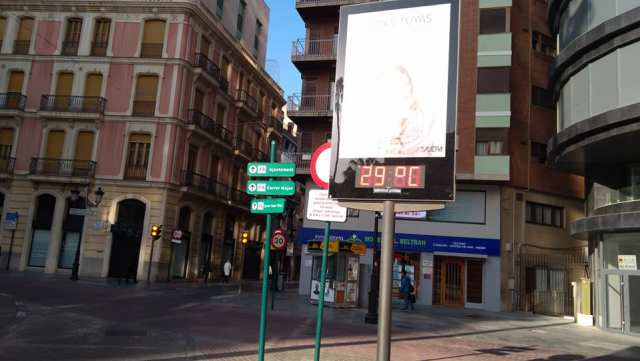 CastellonTemperatura