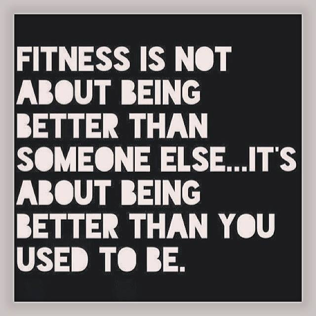 Inspirational fitness quote\u2026 K\u0027Brocking
