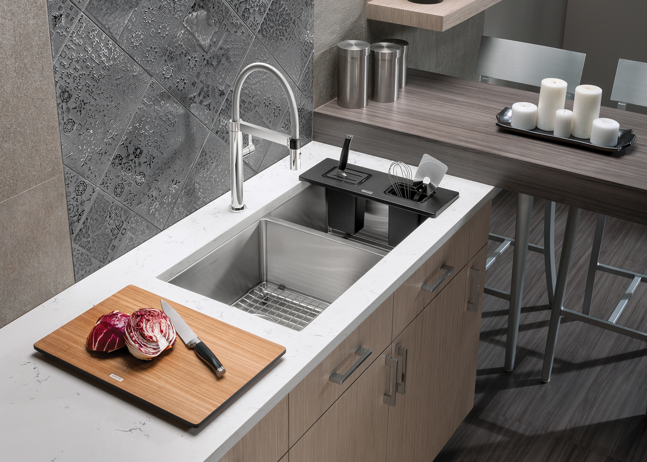 kitchen sinks designer kitchen sinks What is the one kitchen accessory you can t live without