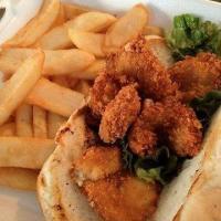 Eating Our Way Through a Vacation - Nates Seafood Galveston, TX