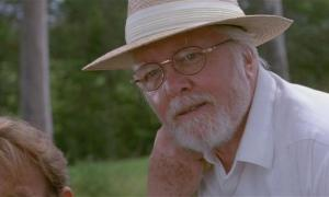 Sir Richard Attenborough in Jurassic Park
