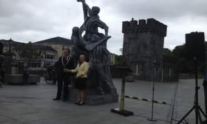 Kilkenny Hurling Monument
