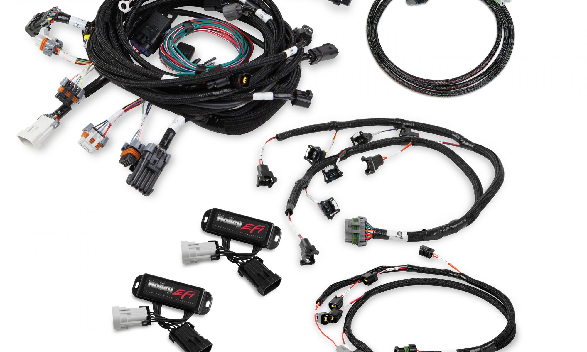 custom ford wiring harness kits
