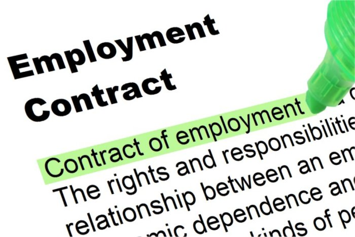 Employment Agreements and Post-Employment Compensation in Maryland