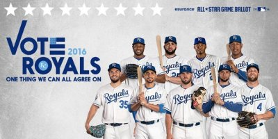 Voting for MLB All-Star Game ends June 30, as nine Kansas City R - KCTV5