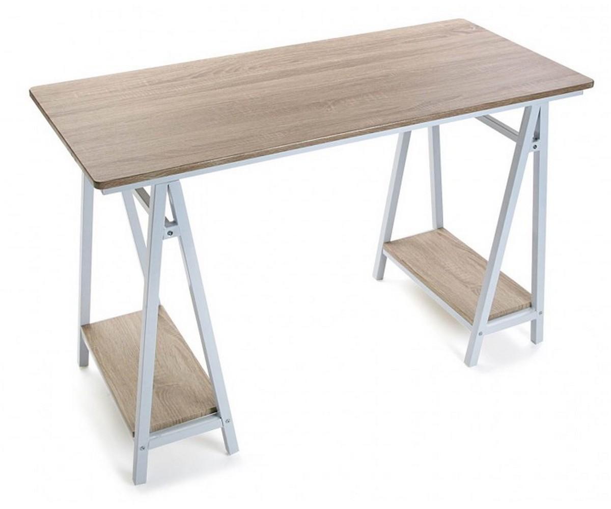 Tables de bureau bureau cubus facilement extensible et en bois