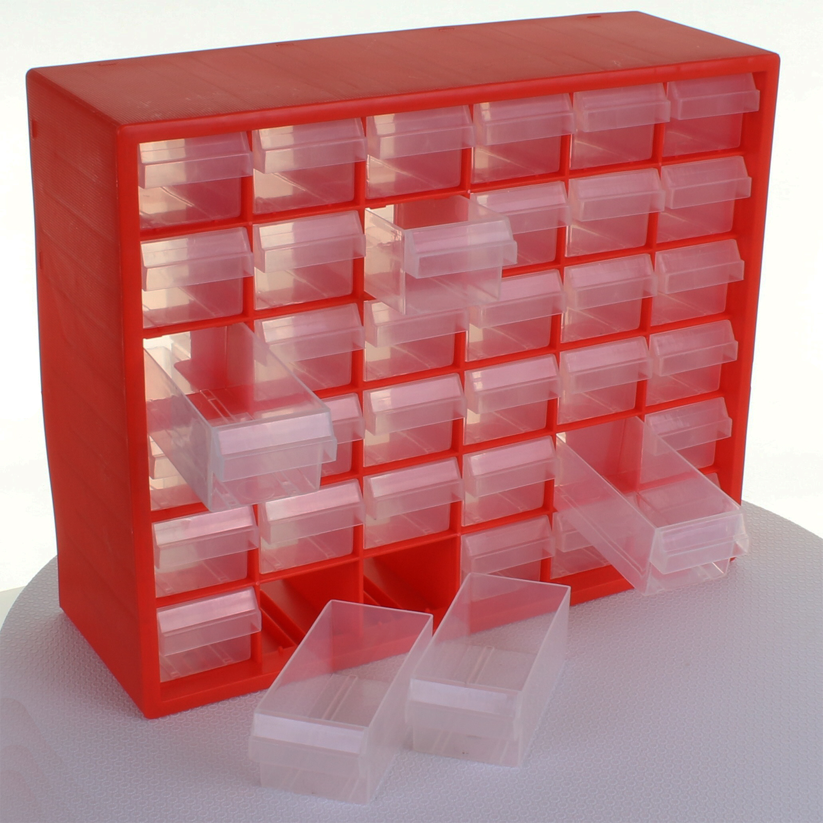 Bolts Storage 36 Drawer Tool Organiser Screw Nut Bolt Nail Fixings