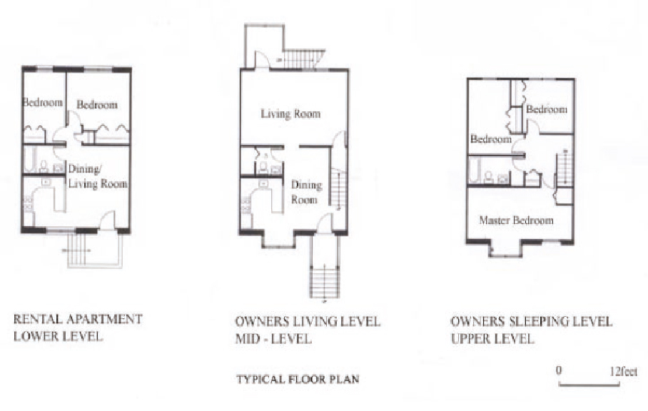 Low Income Housing Floor Plans