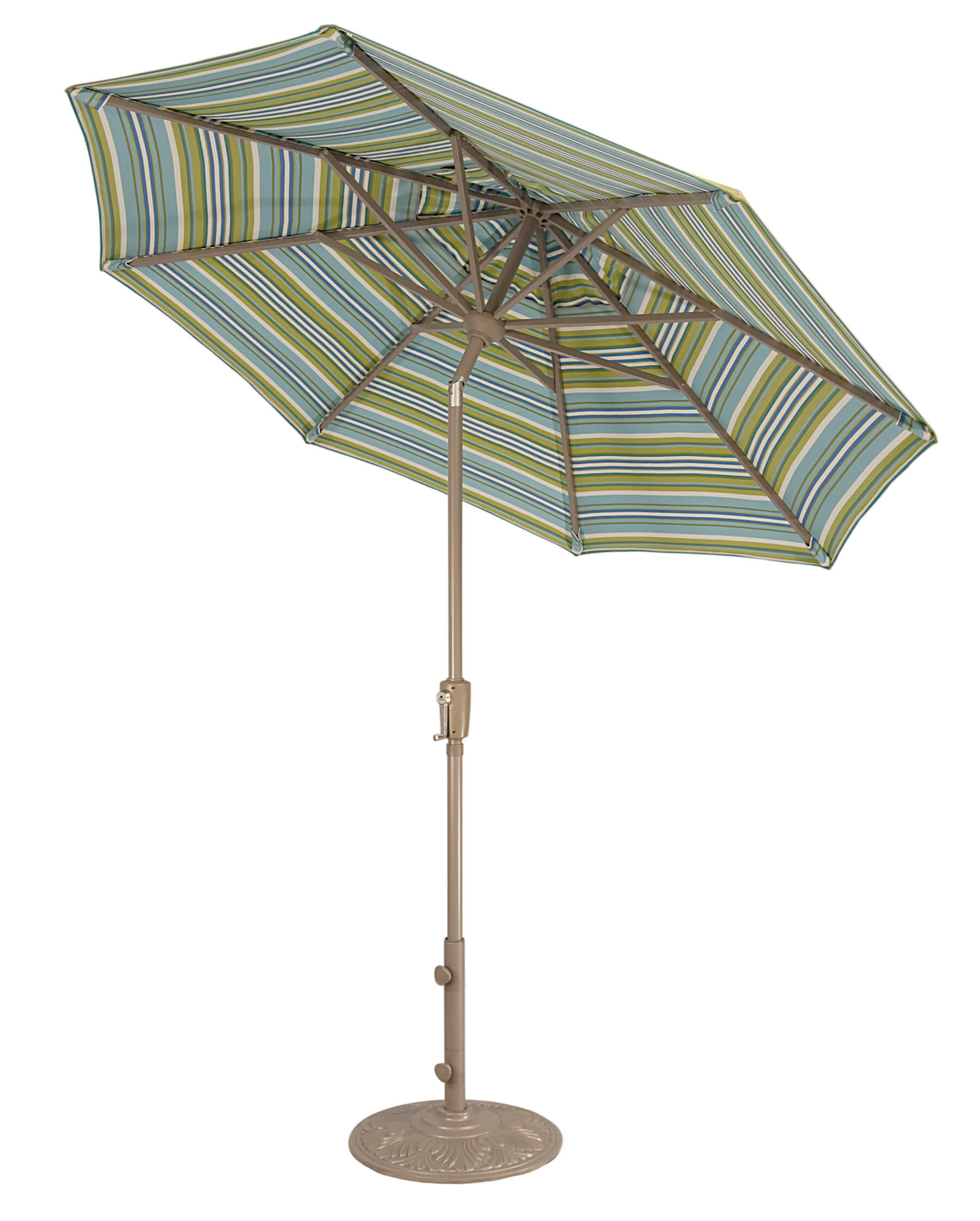 Outdoor Shade Umbrella Made In The Shade Patio Umbrellas By Treasure Garden
