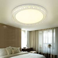 Greek Style Iron Art 12W 11 inch LED Ceiling Light for ...
