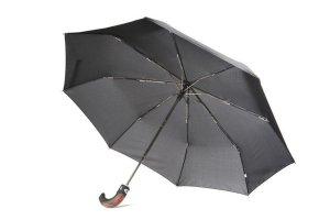Paraguas antitemporales con estructura de fibra de vídrio