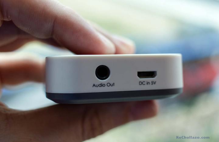 Bluetooth Aukey de oferta