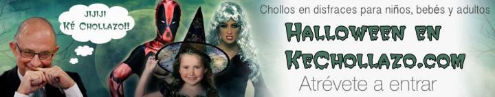 Halloween en Kechollazo, disfraces baratos