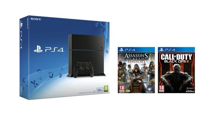 PS4 de oferta