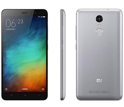Xiaomi Redmi Npte 3