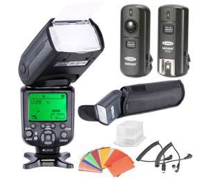 Flash para Canon y Nikon